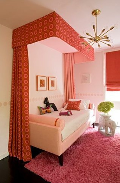 Wonderful Classic Young Girl Bedroom Decorating Ideas - Interior