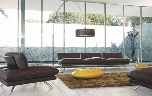 Wonderful High-Tech Additions to Decorate your Ultramodern Living Room