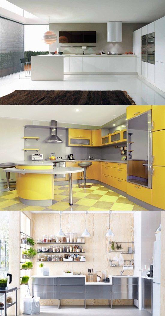 4 Creative Kitchen Office Design Ideas