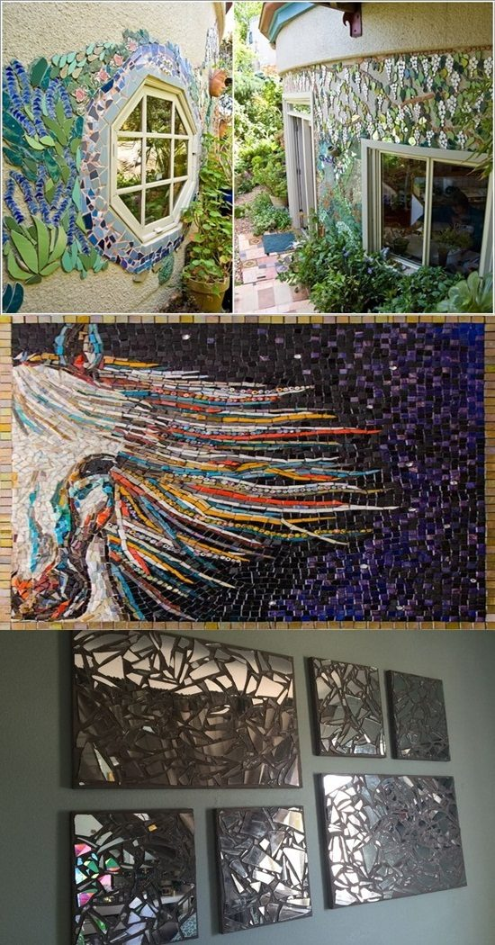 5 Wonderful Ideas for Decorating with Mosaic Art