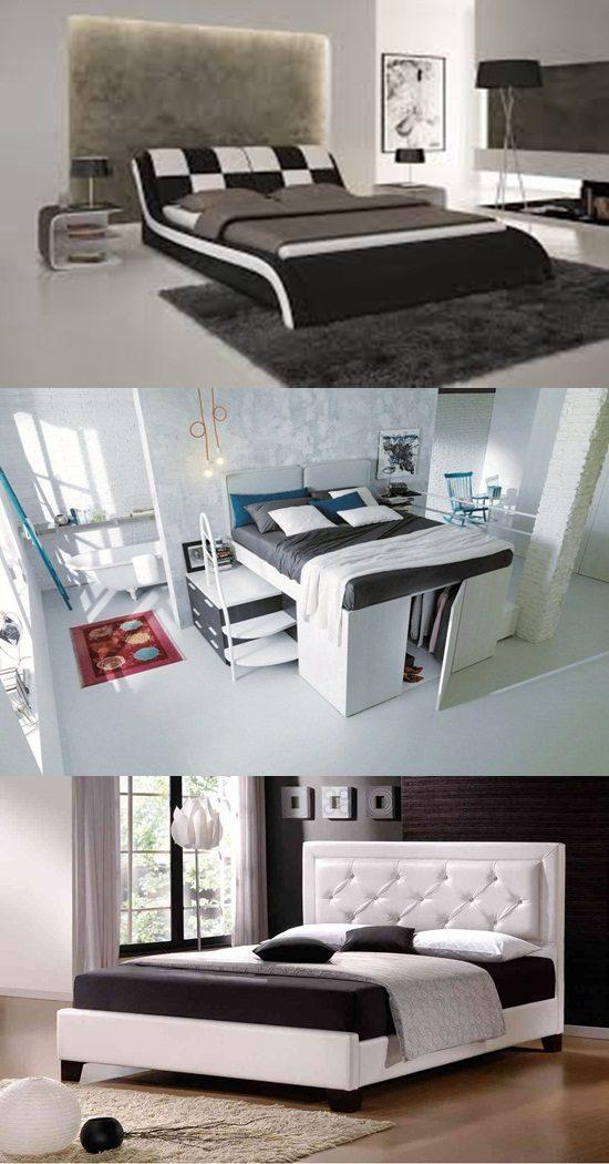 6 Functional and Smart Bed Designs
