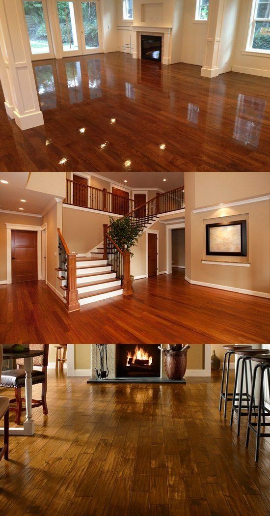 Maintaining Hardwood Floors In The Kitchen