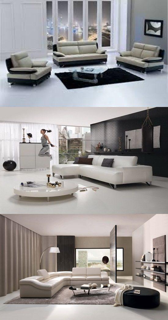 Amazing Living Room Designs: Amazing Modern Living Room Sofa Designs