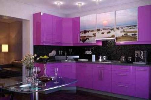 Amazing Vibrant and Multi colored Kitchen Decorative Ideas