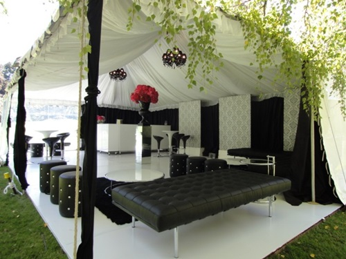 Breathtaking Marquee Designs to Decorate Your Home for Different Occasions