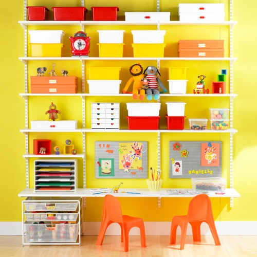 Clever Storage Organizers for Your Kids Toys