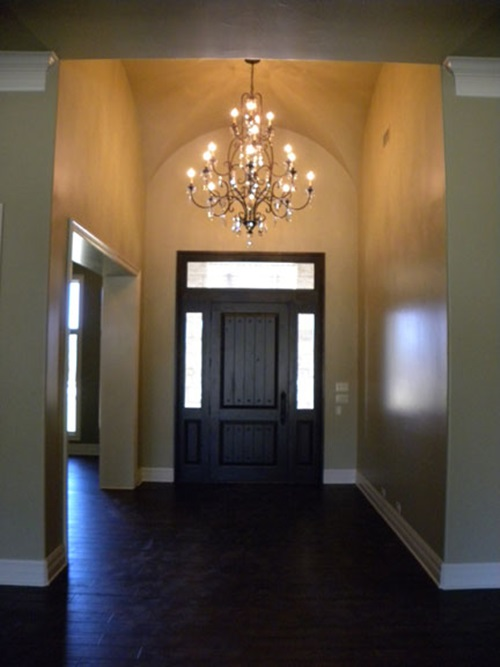 Contemporary entryway foyer decorating ideas interior design for Modern foyer design