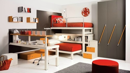 Cool and Inviting Design Ideas for Your Study Room