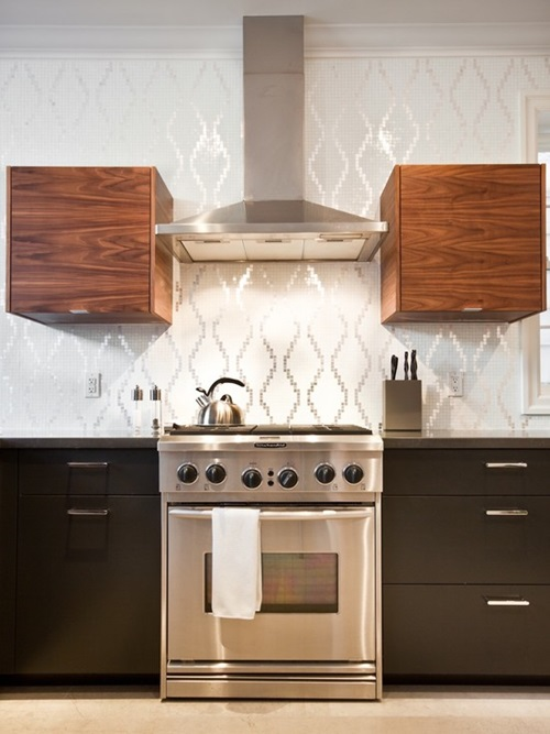 Creative ideas for your kitchen back splashes interior design Kitchen tile design ideas backsplash