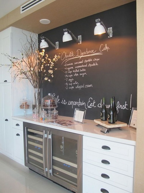 Creative Ideas For Your Kitchen Back Splashes Interior Design