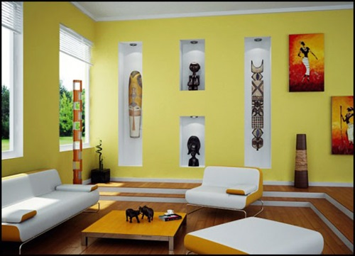 Creative Ways to Decorate Your Living Room without Painting ...