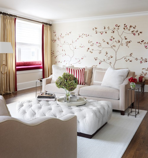 Creative Ways to Decorate Your Living Room without Painting