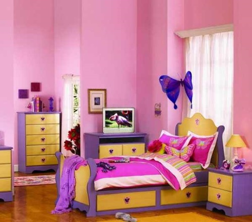 Cute scandinavian kids room decorating ideas interior design - Designing idea about decorating a girls room ...