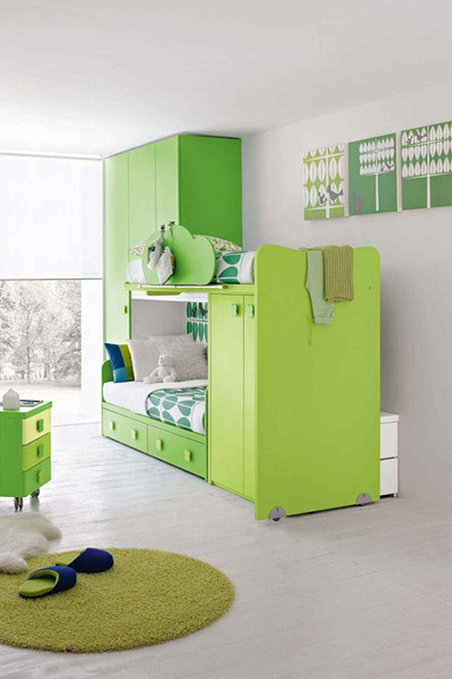 Cute scandinavian kids room decorating ideas interior design for Creative kid bedroom ideas
