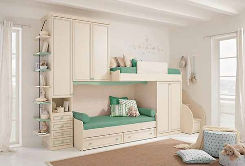 Cute scandinavian kids room decorating ideas interior design - Kids room image ...
