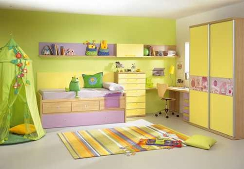 Cute scandinavian kids room decorating ideas interior design for Interior designs kids room