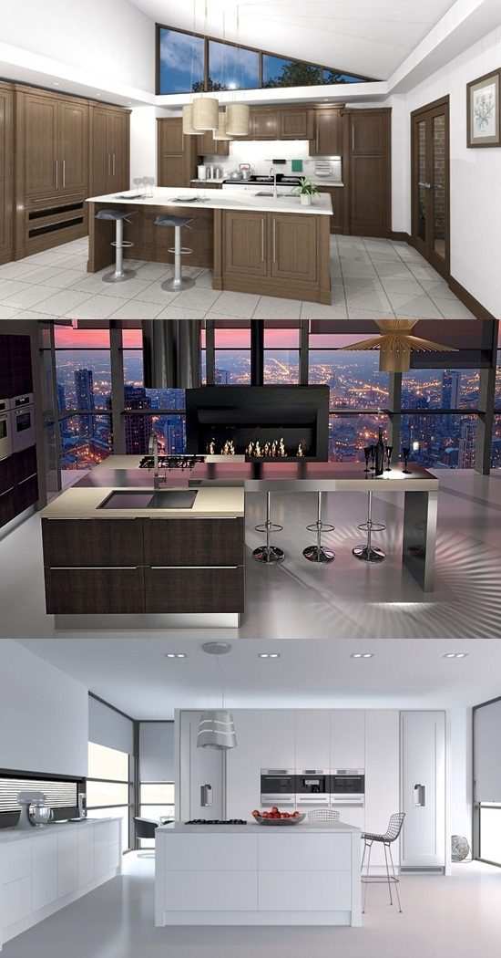 Cutting-Edge Appliances for Ultramodern Kitchens