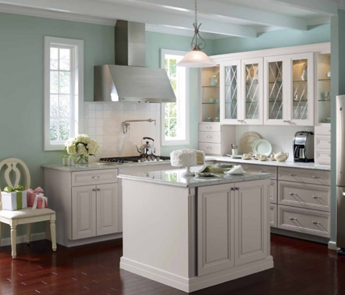Interior Design Kitchen Traditional: Elegant Espresso Cabinet Designs For A Warm Traditional Kitchen