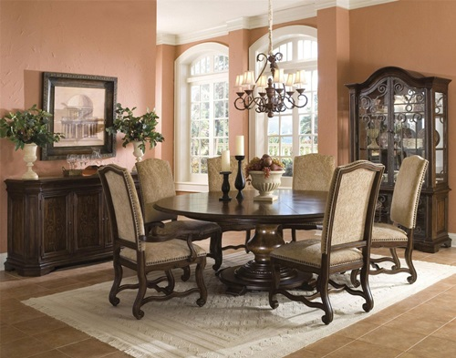 Functional dining room furniture alternative ideas for Alternative ideas for formal dining room