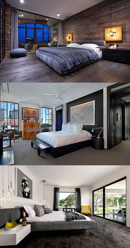 High End Interior Design Furniture ~ High end masculine furniture design ideas interior