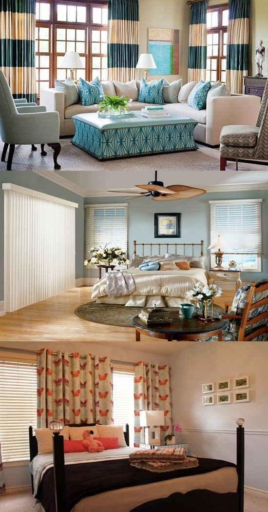 How To Choose Your Bedroom Window Treatment Interior Design