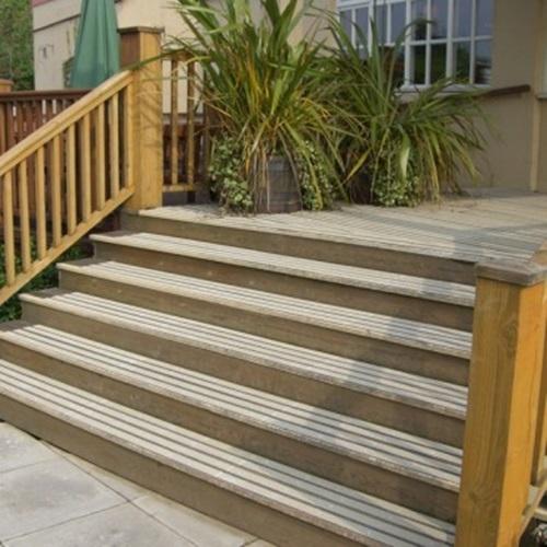 How to create a non slip outdoor decking interior design for Garden decking non slip