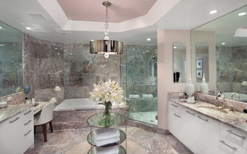 Marvelous Spa Style Bathroom Designs