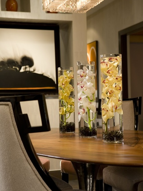 How to decorate your home interior with orchid flowers How to accessorise your home