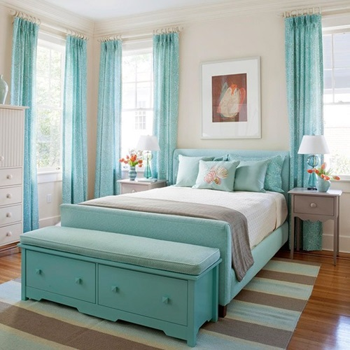 How to Decorate Your Home Using Turquoise