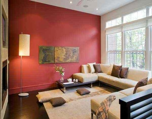 How to Decorate Your Modern Living Room with Different Colors