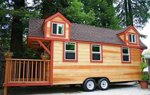 How to Design a Modern House on Wheels