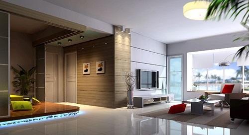 Impressive Modern Arabic Style Home Design Ideas - Interior design