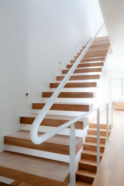 Delightful ... Innovative Interior Staircase Designs For Your Modern Home ...