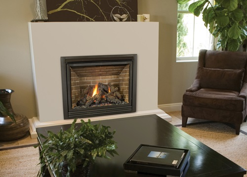 Innovative Non-working Fireplace Functions