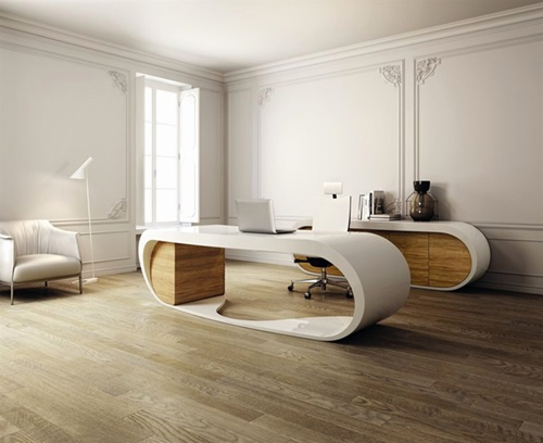 Innovative And Futuristic Curvy Home Design Ideas ...