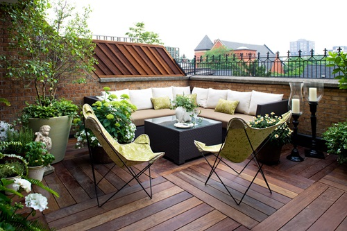 inspiring rooftop deck design ideas - Rooftop Deck Design Ideas