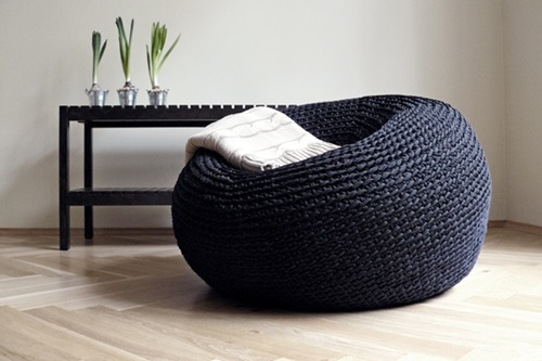 Interesting Bean Bag Chair Designs for Your Modern Home Interior