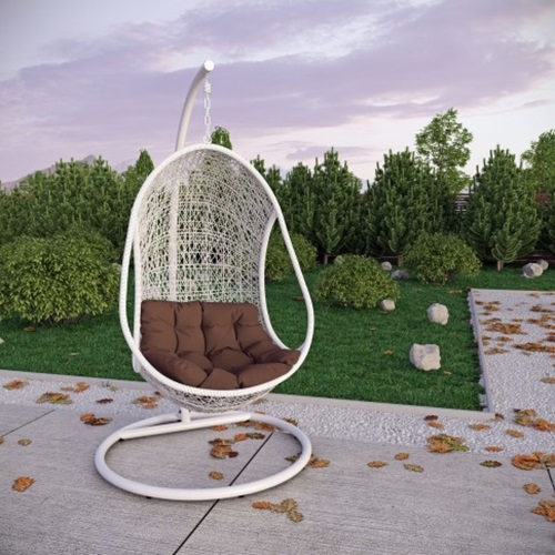 LED Lounge Chairs for Peaceful Nights at the Sides of Your Swimming Pool