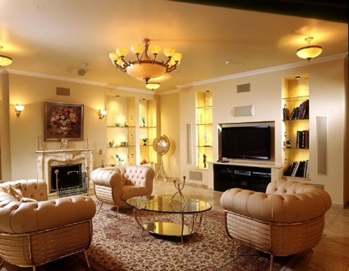 luxurious modern and traditional living room design ideas - Traditional Living Room Design Ideas