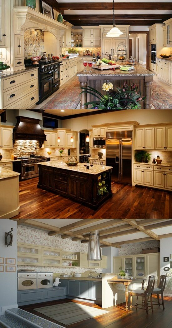 Kitchen Interior Design Ideas Classic: Luxurious Traditional English Kitchen Design Ideas