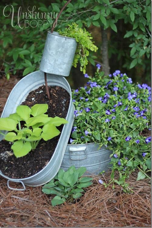 Magical Fairy Garden Ideas to Amuse Your Kids