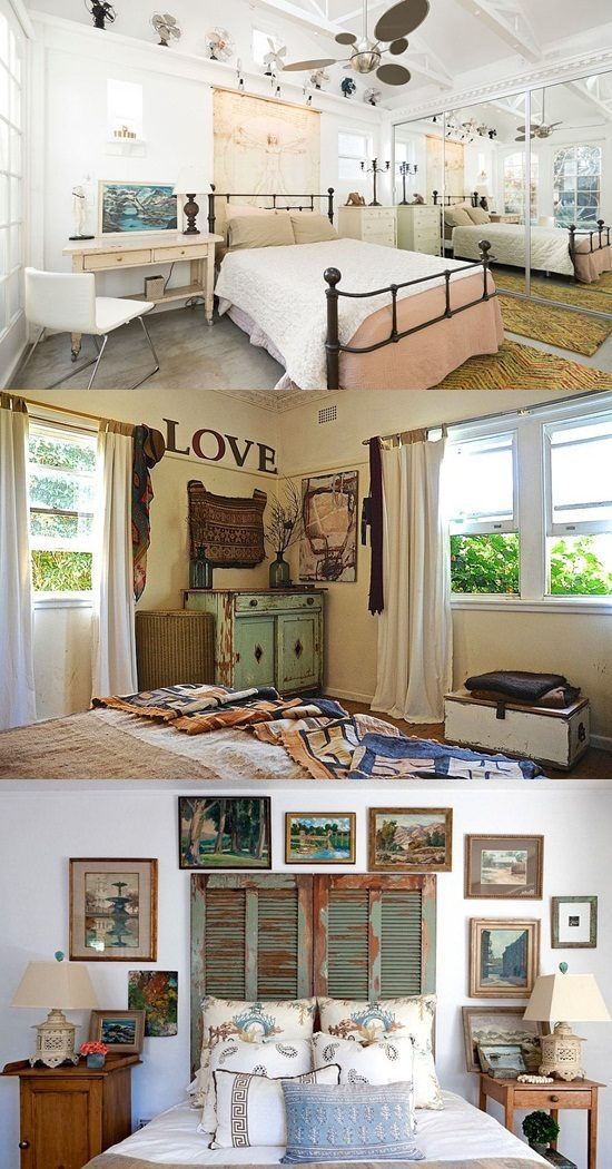 Make Your Old Room Stunning in 10 Steps with Shabby Chic Decor