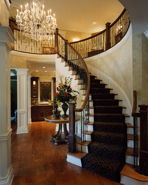 Home Interior Entrance Design Ideas: Marvelous Ways To Decorate Your Home Entrance Area
