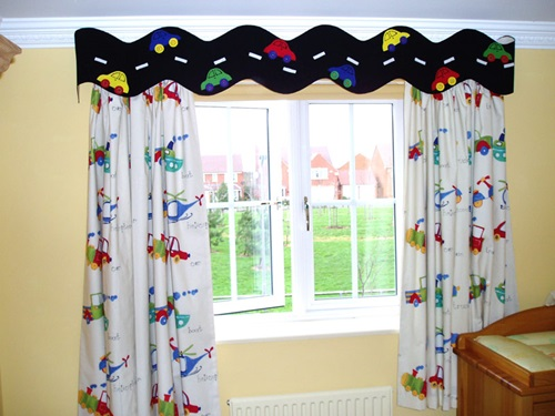 ... Practical Tips to Choose Kids Rooms Curtains ...