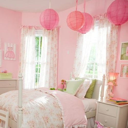 Practical Tips to Choose Kids Room's Curtains - Interior design