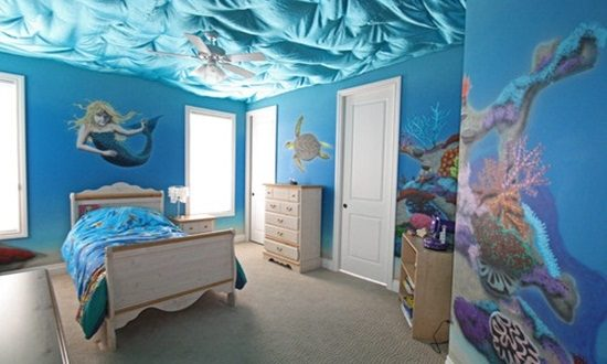Sea-Themed Furniture for your Kids' Bedroom - Interior design