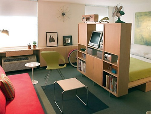 Small Apartment Innovative Solutions