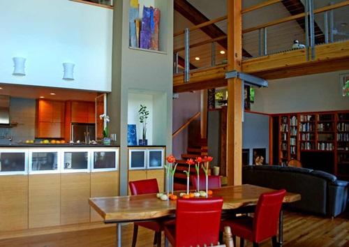 Splendid Asian Kitchen Design and Decorating Ideas