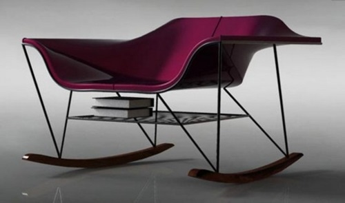 Interesting Futuristic Lounge Chair Designs