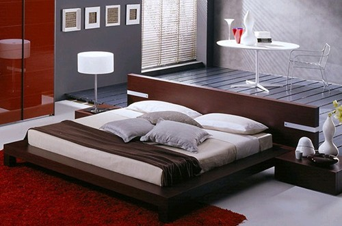 Stunning Modern Italian Bedroom Furniture Ideas 111